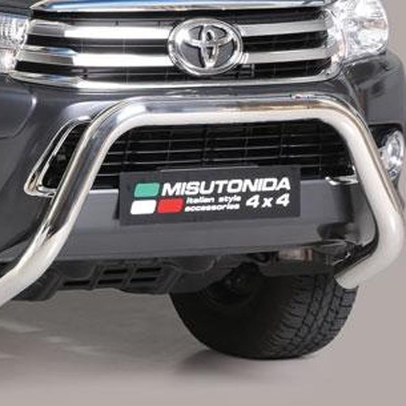 Grillgrind Toyota Hilux 2016-