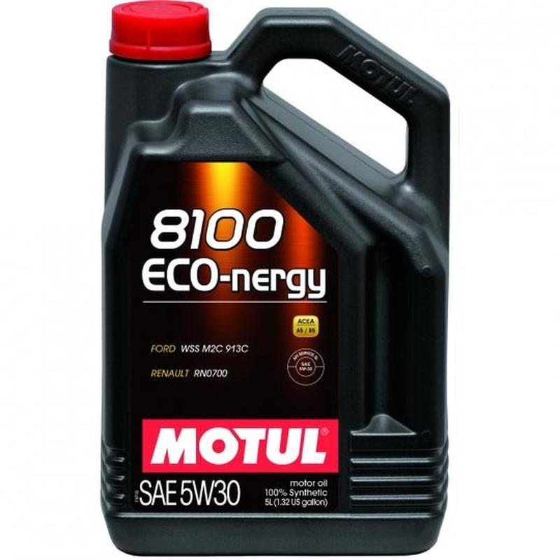 Motul 8100 Eco Energy 5w30 5L